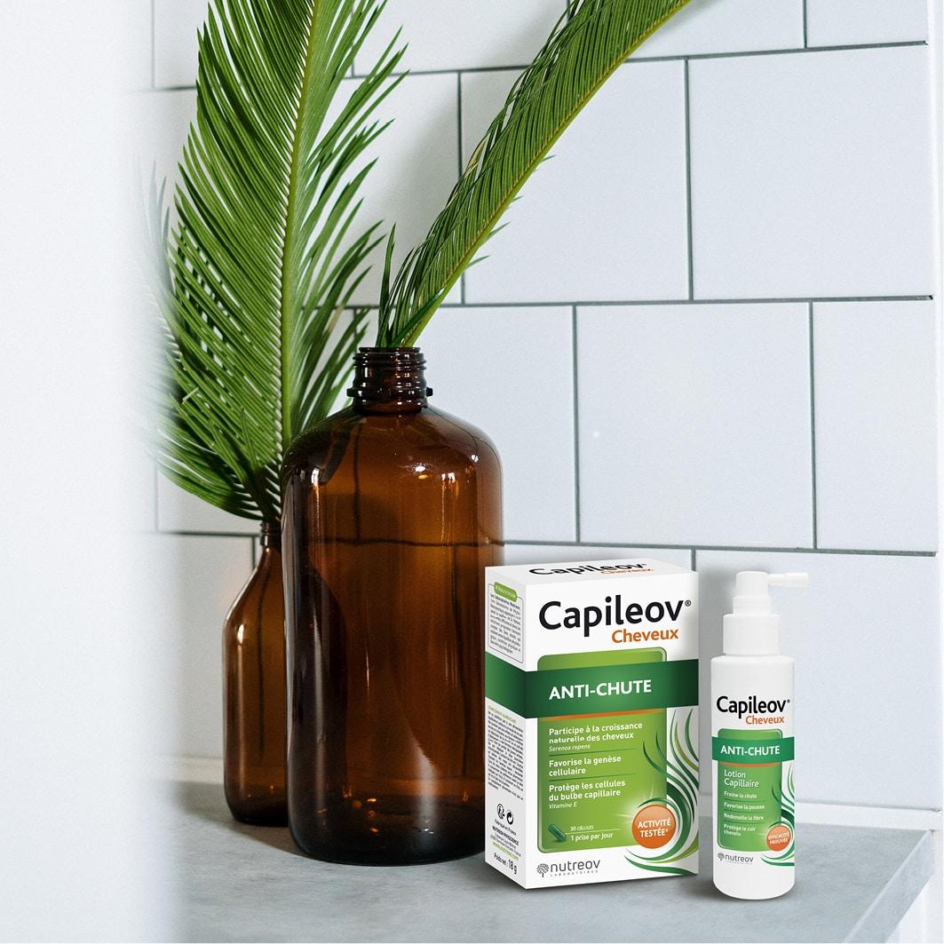 Capileov® Anti-chute Lotion