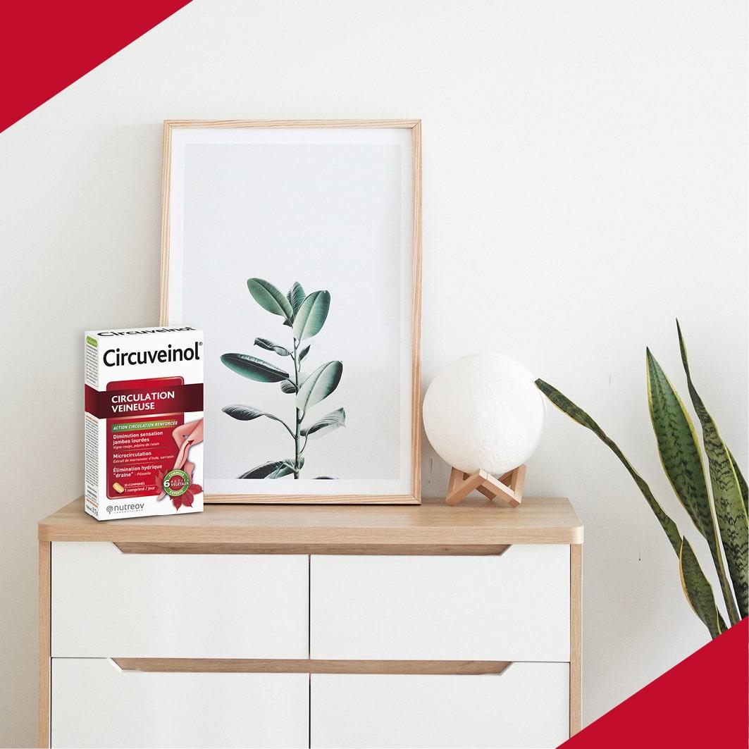 Circuveinol® Circulation veineuse