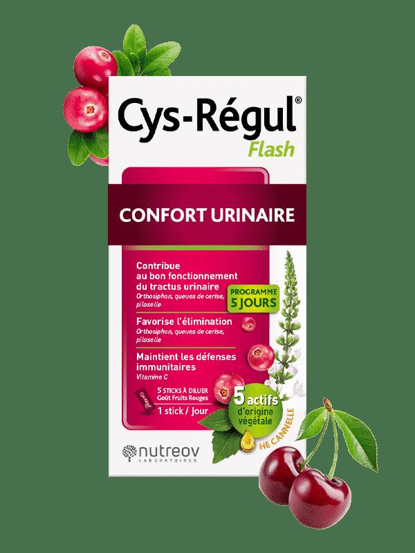 Cys-régul® Flash 5 jours