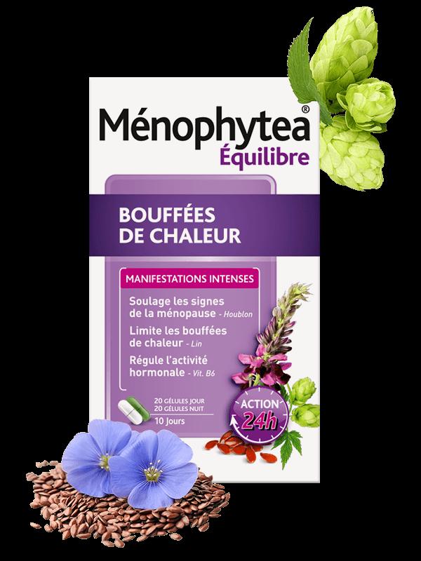 Ménophytea® Équilibre Bouffées de chaleur