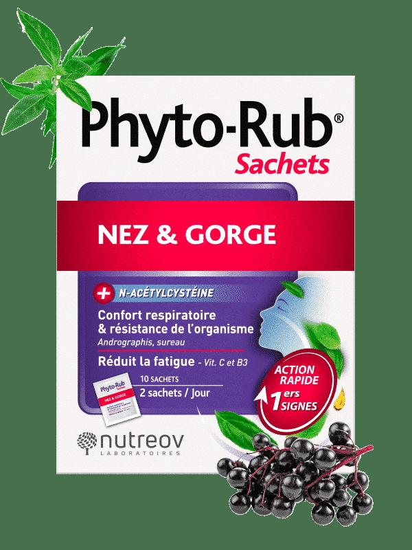 Phyto-Rub® Sachets Coup de froid