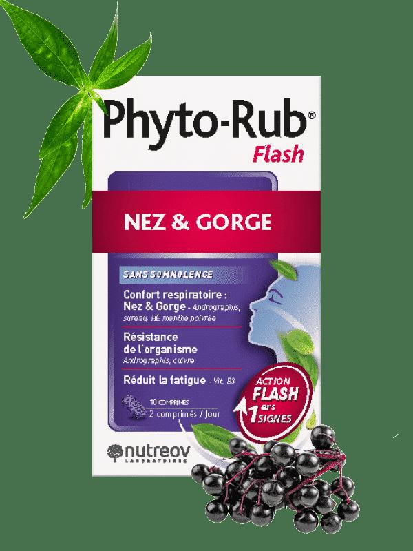 Phyto-Rub® Flash Nez & Gorge