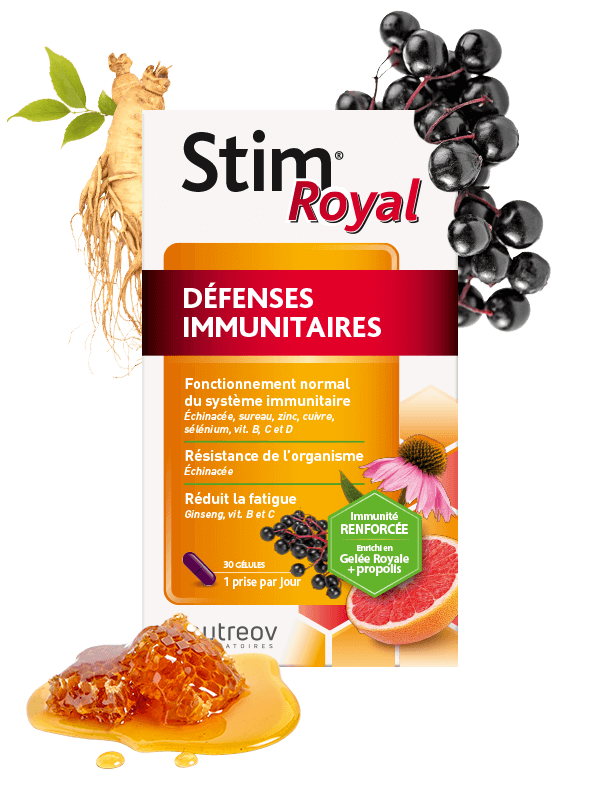 Stim® Royal Défenses Immunitaires Gélules