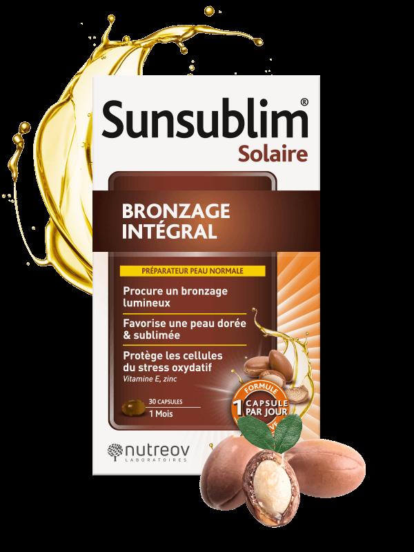 Sunsublim® Solaire Bronzage Intégral