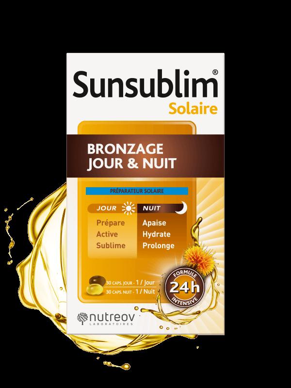 Sunsublim® Solaire Bronzage Jour & Nuit