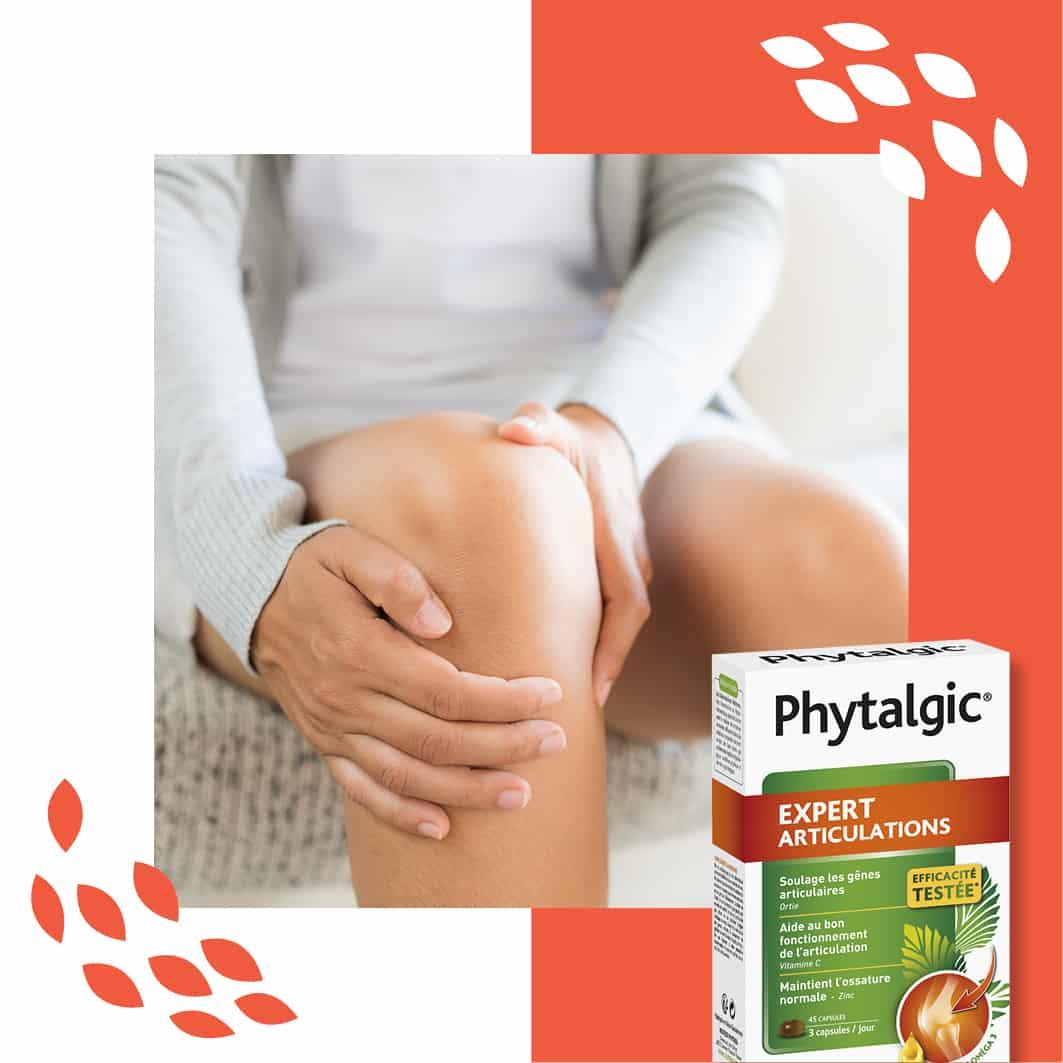 Phytalgic® Expert articulations