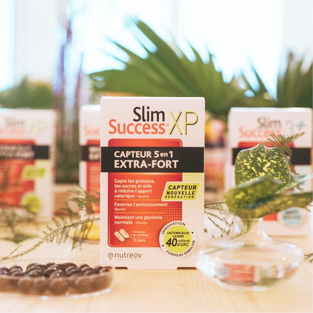 Slim Success® XP Capteur 5 en 1 Extra-fort