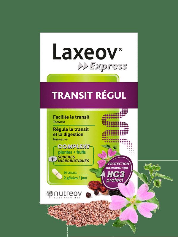 Laxeov® Express Transit Régul
