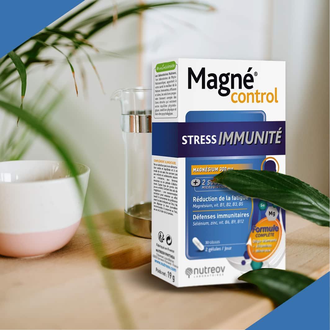 Magné®control Stress Immunité