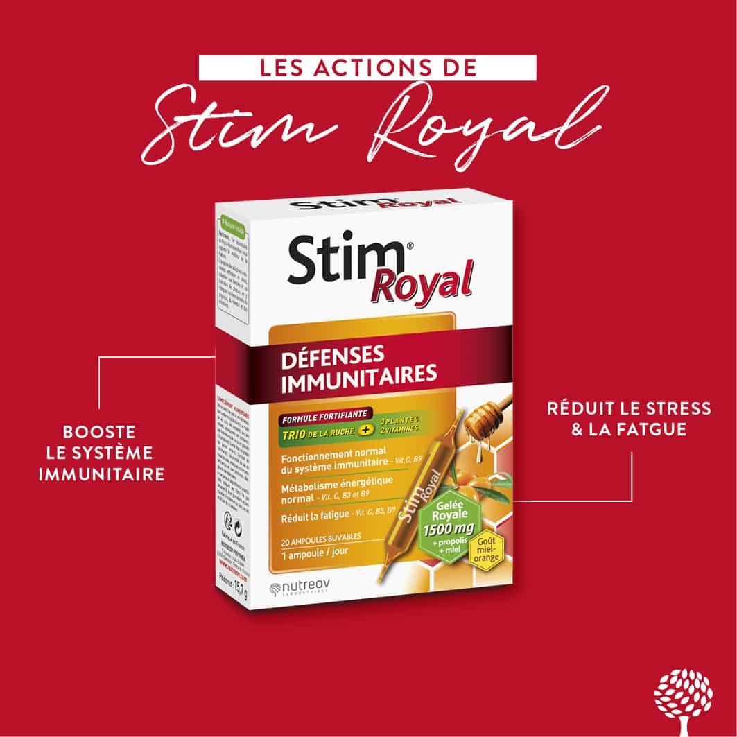 Stim® Royal Défenses Immunitaires Ampoules