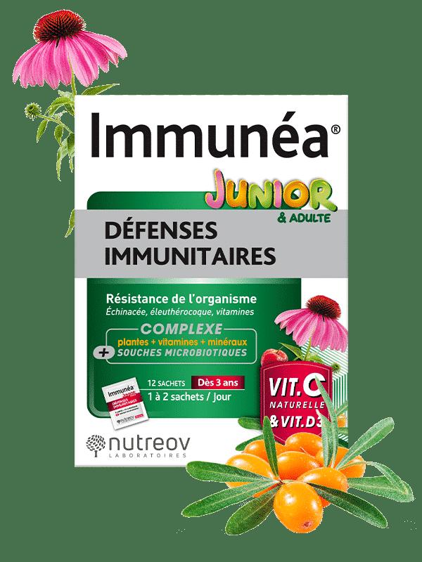 Immunéa® Défenses Immunitaires Junior & Adulte