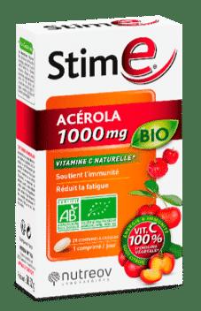 Stim e® Acérola 1000mg BIO