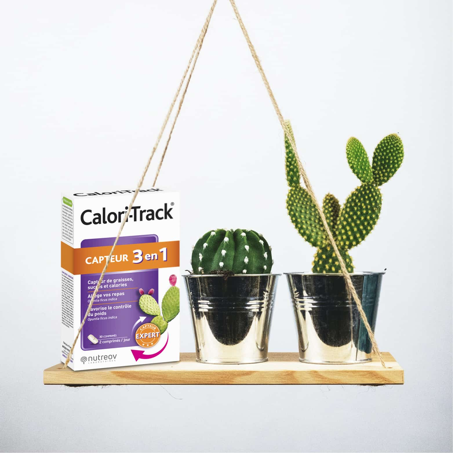 Calori-Track® Capteur 3 en 1