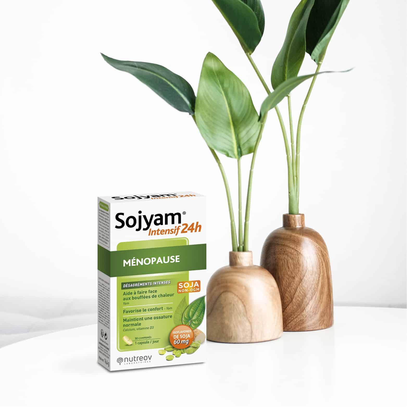Sojyam® Intensif 24h Ménopause